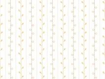 Het naadloze vectorpatroon van de aardschets Beige en witte het takjeachtergrond van de pastelkleurstof De hand getrokken illustr Stock Foto