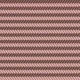 Het naadloze vectorpatroon van de optische illusiestreep Royalty-vrije Stock Foto