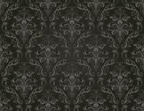 Het naadloze vectorpatroon van het damast Voor gemakkelijk makend naadloos patroon enkel om al groep te slepen in monstersstaaf,  Royalty-vrije Stock Afbeeldingen