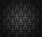 Het naadloze vectorpatroon van het damast Voor gemakkelijk makend naadloos patroon enkel om al groep te slepen in monstersstaaf,  Royalty-vrije Stock Fotografie