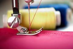 Het naaien stock fotografie