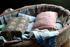 Het naaien Begrippen stock fotografie