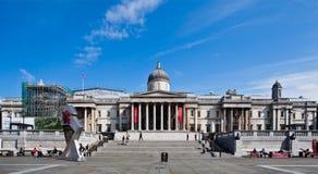 Het National Gallery van Londen Royalty-vrije Stock Foto's