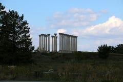 Het Nationale Arboretum van Verenigde Staten stock afbeelding