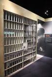 Het Nationale Burgerrechtenmuseum in Memphis Tennessee Stock Foto