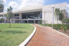 Het nationale Centrum van de Grondwet Royalty-vrije Stock Fotografie