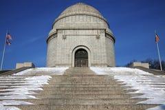 Het Nationale Gedenkteken van McKinley stock afbeeldingen