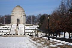 Het Nationale Gedenkteken van McKinley royalty-vrije stock afbeelding