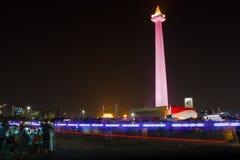 Het Nationale Monument Stock Foto's