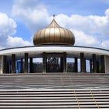 Het Nationale Monument, Kuala Lumpur, Maleisië Stock Fotografie