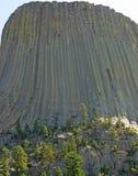 Het Nationale Monument van de Toren van duivels #3 Stock Foto's