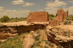Het Nationale Monument van Hovenweep Stock Foto's