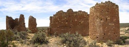 Het Nationale Monument van Hovenweep royalty-vrije stock fotografie