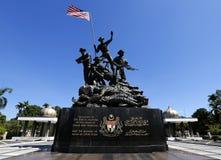 Het Nationale Monument van Maleisië Stock Afbeeldingen
