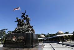 Het Nationale Monument van Maleisië Stock Afbeelding