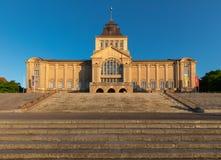 Het Nationale Museum in Szczecin royalty-vrije stock afbeelding