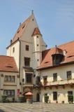 Het Nationale Museum van Brukenthal Stock Fotografie