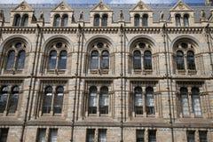 Het nationale Museum van de Geschiedenis, Londen Royalty-vrije Stock Foto's