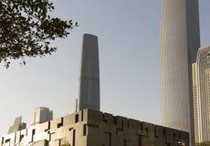 Het Nationale Museum van Guangdong in Kanton, China Stock Foto's