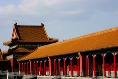 Het nationale Museum van het Paleis in Peking, China  Tsu Royalty-vrije Stock Afbeeldingen