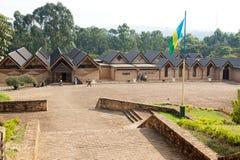 Het nationale Museum van Rwanda stock fotografie