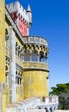 Het Nationale Paleis van Pena. Sintra Royalty-vrije Stock Foto's