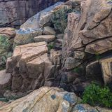 Het Nationale Park ©2018 Paul Light van IMG_2971 Acadia Stock Foto's