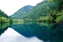 Het Nationale Park ï ¼ sicuan China van Jiuzhaigou Stock Afbeeldingen