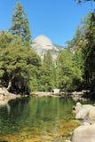 Het Nationale Park Californië de V.S. van Yosemite van de Koepel van het noorden stock foto