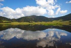 Het nationale park China van Pudachu royalty-vrije stock afbeelding