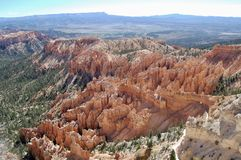 Het nationale park Utah van de Brycecanion Royalty-vrije Stock Foto's