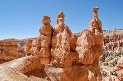 Het nationale park Utah van de Brycecanion Royalty-vrije Stock Foto