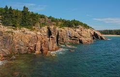 Het Nationale Park van Acadia Stock Afbeeldingen
