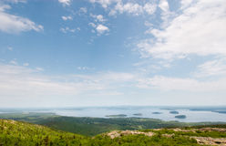 Het Nationale Park van Acadia Royalty-vrije Stock Foto