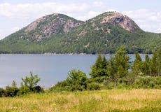 Het Nationale Park van Acadia Royalty-vrije Stock Foto's