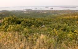 Het Nationale Park van Acadia Royalty-vrije Stock Afbeeldingen
