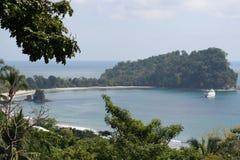Het Nationale Park van Antonio van Manuel, Costa Rica Stock Fotografie