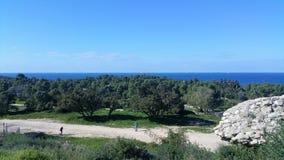 Het Nationale Park van Ashkelon Royalty-vrije Stock Fotografie