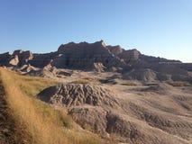 Het Nationale Park van Badlands Royalty-vrije Stock Afbeelding