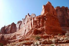 Het Nationale Park van bogen Stock Foto's