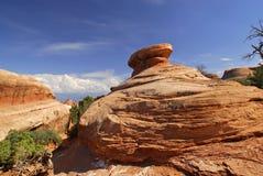 Het Nationale Park van bogen Royalty-vrije Stock Afbeelding