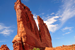 Het Nationale Park van bogen - het Orgaan Stock Afbeelding