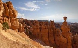 Het Nationale Park van Bryce Stock Afbeeldingen