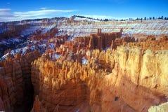 Het Nationale Park van Bryce stock fotografie