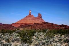 Het Nationale Park van Canyonlands Stock Foto
