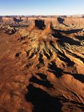 Het Nationale Park van Canyonlands, Moab, Utah. Royalty-vrije Stock Afbeeldingen