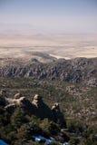 Het nationale park van Chirikahua in de V.S. stock afbeeldingen