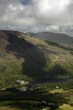 Het Nationale Park van Connemara Stock Foto
