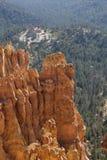 Het Nationale Park van de Canion van Bryce, Utah Royalty-vrije Stock Afbeeldingen