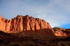 Het Nationale Park van de Capitoolertsader Stock Fotografie
